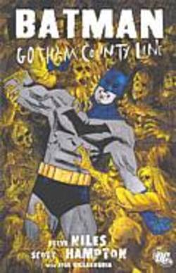 Buy Batman: Gotham County Line TPB in AU New Zealand.