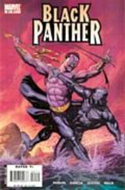 Buy Black Panther #21 in AU New Zealand.
