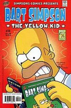 Buy Bart Simpson #14 in AU New Zealand.