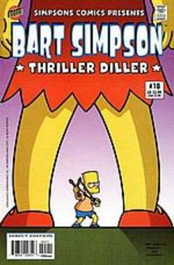 Buy Bart Simpson #18 in AU New Zealand.