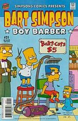 Buy Bart Simpson #21 in AU New Zealand.