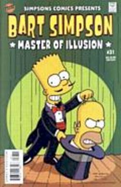 Buy Bart Simpson #31 in AU New Zealand.