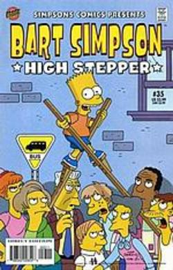 Buy Bart Simpson #35 in AU New Zealand.