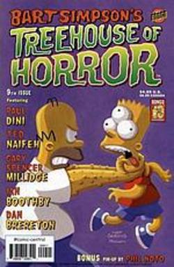 Buy Bart Simpson's Tree House Of Horror #9 in AU New Zealand.