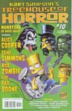 Buy Bart Simpson's Tree House Of Horror #10 in AU New Zealand.