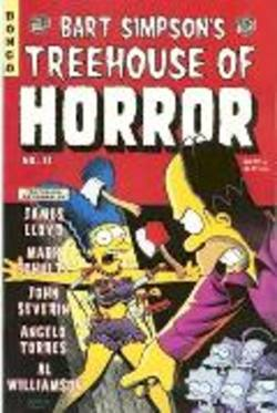 Buy Bart Simpson's Tree House Of Horror #11 in AU New Zealand.
