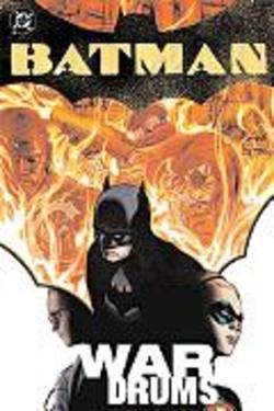 Buy Batman: War Drums TPB in AU New Zealand.