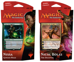 Buy Magic Hour of Devastation Intro Packs: (Set of 2) in AU New Zealand.