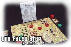 Buy Cheapass Games: One False Step For Mankind in AU New Zealand.