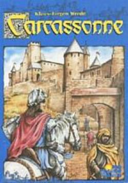 Buy Carcassonne in AU New Zealand.