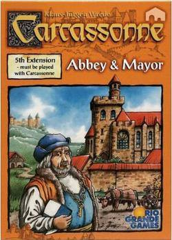 Buy Carcassonne Abbey & Mayor in AU New Zealand.