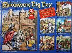 Buy Carcassonne Big Box II in AU New Zealand.