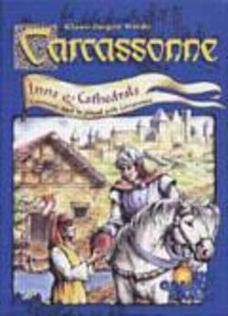 Buy Carcassonne Inns and Cathedrals in AU New Zealand.
