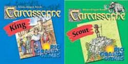 Buy Carcassonne King & Scout