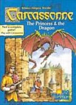 Buy Carcassonne The Princess and the Dragon in AU New Zealand.