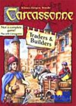 Buy Carcassonne Traders and Builders in AU New Zealand.