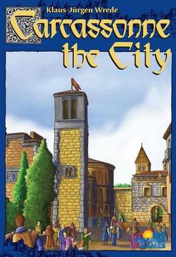 Buy Carcassonne The City 2 in AU New Zealand.
