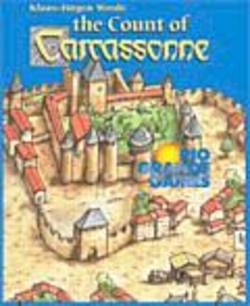 Buy Carcassonne The Count in AU New Zealand.