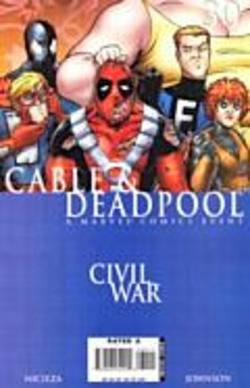 Buy Cable and Deadpool #30 - 32 Collector's Pack (Civil War Tie-In) in AU New Zealand.