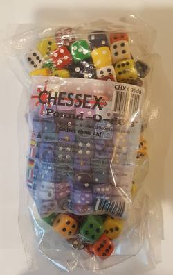 Buy Pound-o-D6 Dice (80-100) assorted in AU New Zealand.