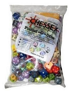 Buy Pound-o-Dice (80-100) assorted in AU New Zealand.