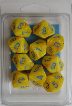 Buy Vortex D10 Yellow w/blue (10CT) in AU New Zealand.