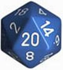 Buy Opaque Jumbo 34mm D20 Lt Blue with White in AU New Zealand.