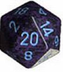 Buy Speckled Jumbo 34mm D20 Cobalt in AU New Zealand.