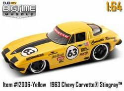 Buy 1963 Chevy Corvette Sting Ray - Yellow in AU New Zealand.