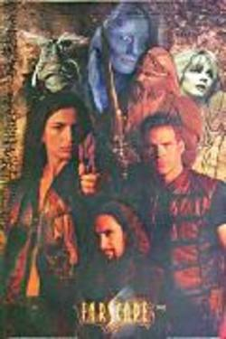 Buy Farscape Sci-Fi 2 Poster in AU New Zealand.