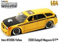 Buy 2006 Dodge Magnum R/T - Yellow in AU New Zealand.