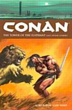 Buy Conan Vol. 3: The Tower Of The Elephant And Other Stories TPB in AU New Zealand.