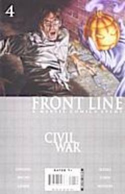Buy Civil War Front Line #4 in AU New Zealand.