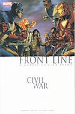 Buy Civil War: Front Line Book 1 TPB in AU New Zealand.