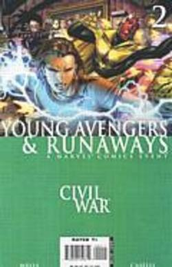 Buy Civil War: Young Avengers and Runaways #2 in AU New Zealand.