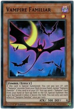 Buy Vampire Familiar (SR) in AU New Zealand.