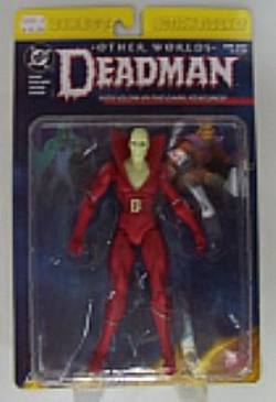 Buy DC Other Worlds: Deadman (Packaging Faded - Sale Price) in AU New Zealand.