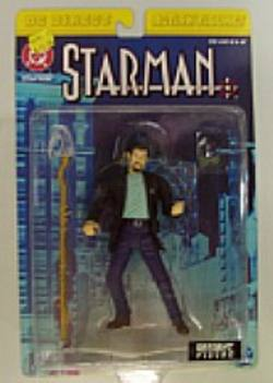 Buy DC Starman - Variant Figure (Packaging Faded - Sale Price) in AU New Zealand.