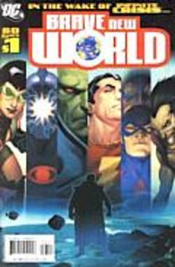 Buy DCU: Brave New World #1 in AU New Zealand.