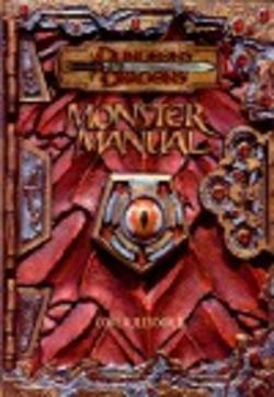 Buy Monster Manual DD3E 