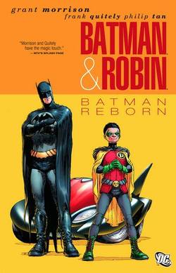 Buy BATMAN AND ROBIN BATMAN REBORN TP in AU New Zealand.