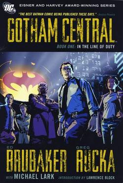 Buy GOTHAM CENTRAL BOOK 1: IN THE LINE OF DUTY TP in AU New Zealand.