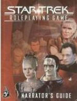 Buy Star Trek Roleplaying Game Narrator's Guide in AU New Zealand.