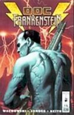 Buy Doc Frankenstein #2 in AU New Zealand.