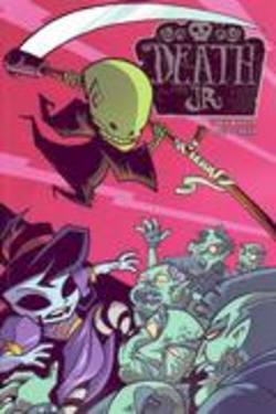 Buy Death JR. Vol. 2 TPB in AU New Zealand.