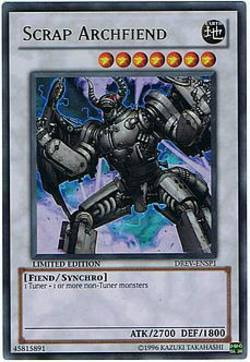 Buy Scrap Archfiend in AU New Zealand.