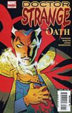 Buy Doctor Strange: The Oath #1 in AU New Zealand.