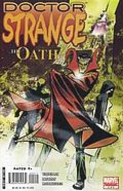 Buy Doctor Strange: The Oath #2 in AU New Zealand.