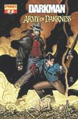 Buy Darkman Vs. Army Of Darkness #2 in AU New Zealand.
