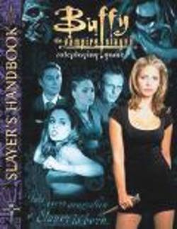 Buy Buffy The Vampire Slayer: Slayers Guide Handbook